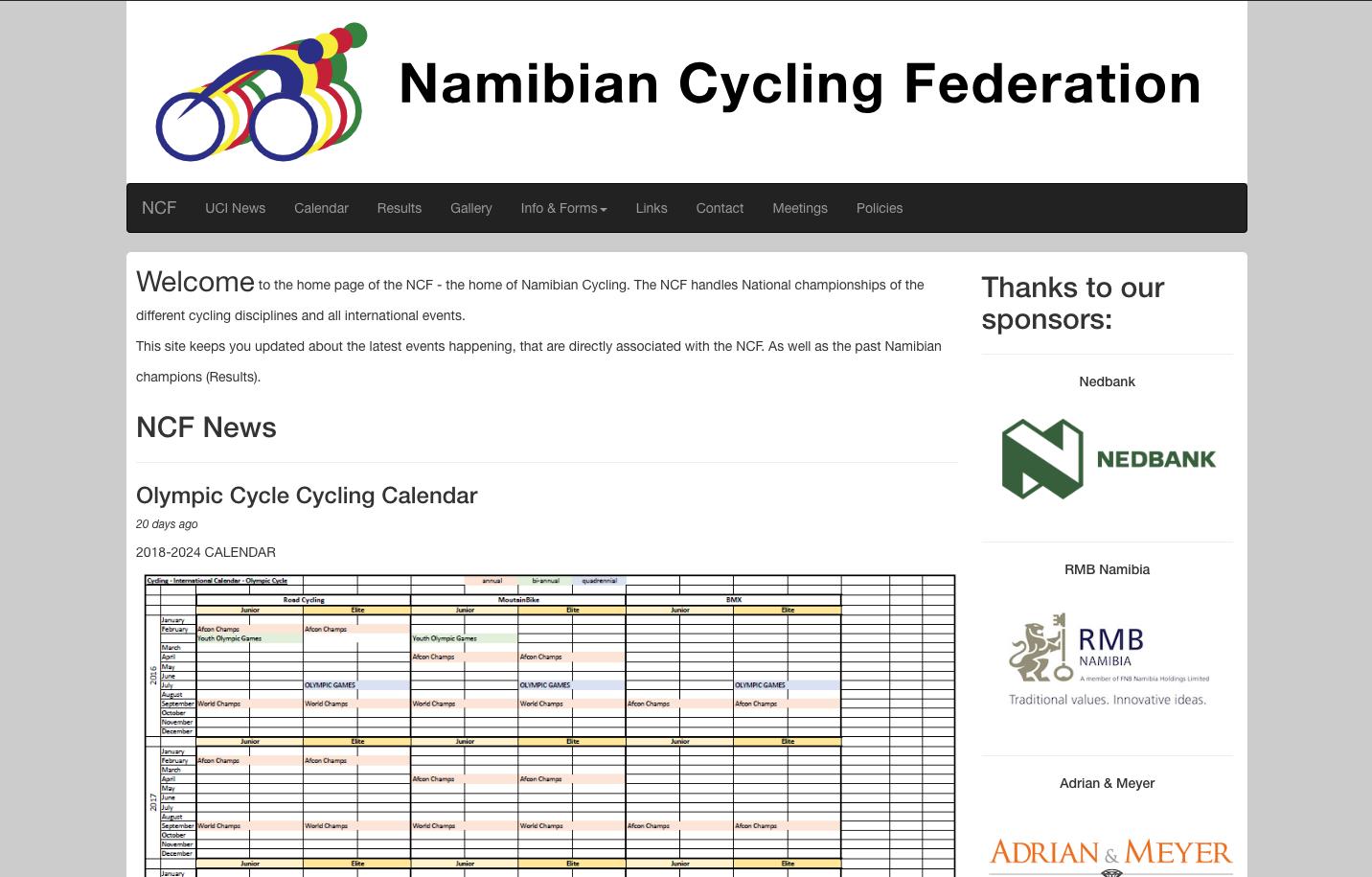 Namibian Cycling Federation